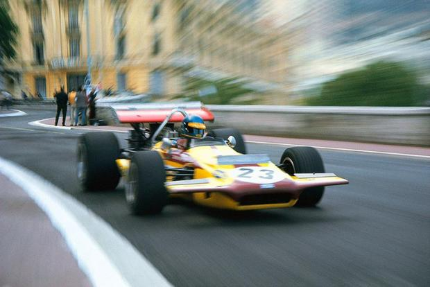 1970 Monaco Ronnie