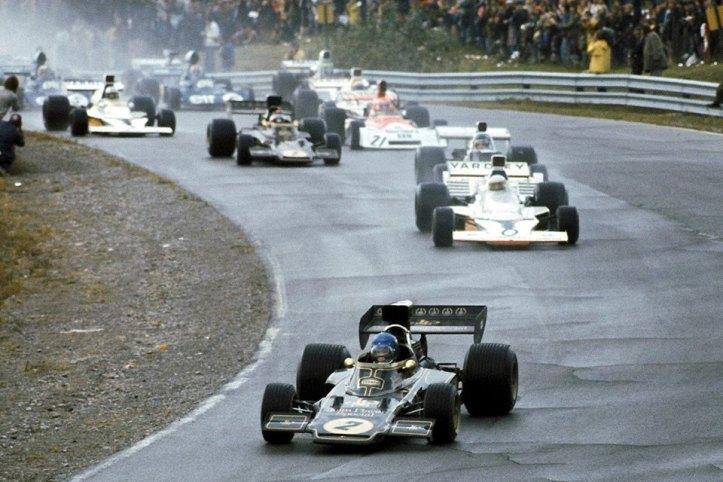 1973 Mosport Largada