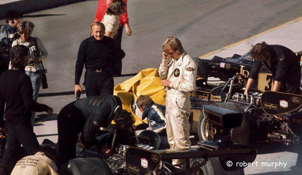 1973 Watkins Glen Ronnie Chapman