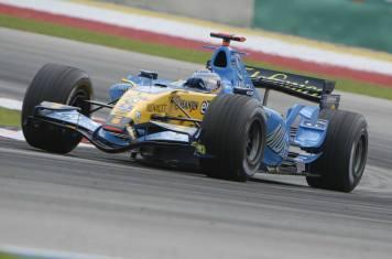 Fernando Alonso - 2006 Sepang