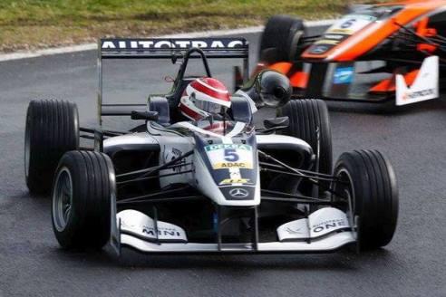 Pedro Piquet F3 Brabham